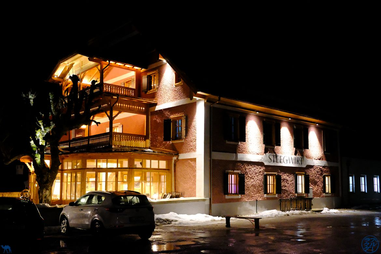 Le Chameau Bleu - Blog Voyage et Gastronomie - Adresse food au Dachstein Salzkammergut - Restaurant SteegWirt