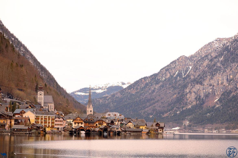 Le Chameau Bleu - Voyage en Autriche - Balade dans Hallstatt - Salzkammergut