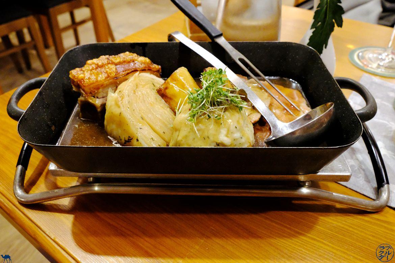 Le Chameau Bleu - Blog Voyage et Gastronomie - Adresse food au Dachstein Salzkammergut - SteegWirt - Spécialité