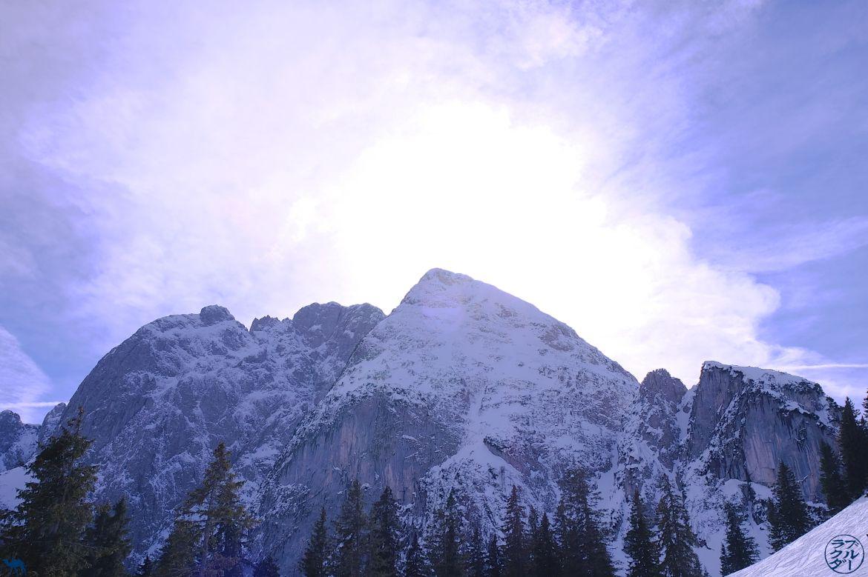 Le Chameau Bleu - Voyage au Autriche - Montagne du Dachstein West