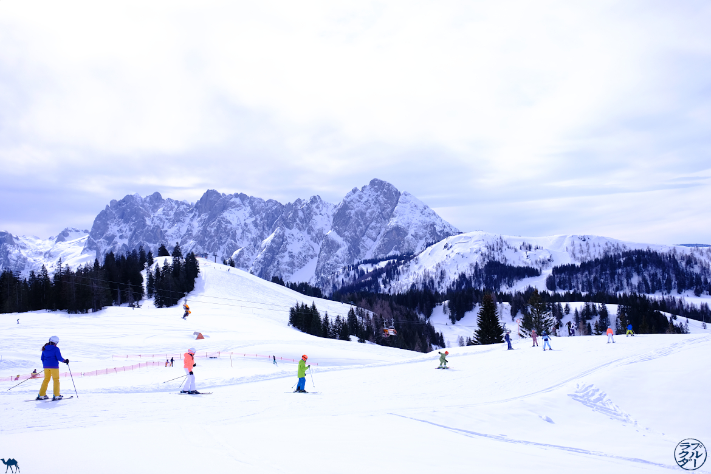 Le Chameau Bleu - Voyage En Autriche- Dachstein West Station familiale