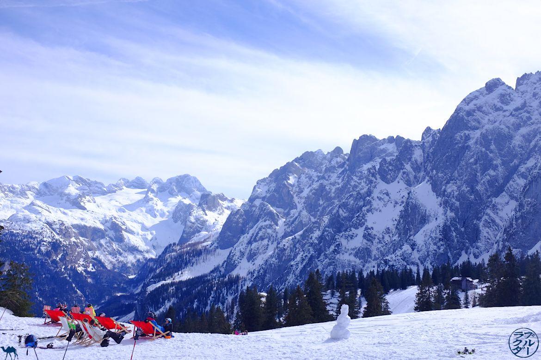Le Chameau Bleu - Voyage au Autriche - Dachstein West Station de Ski