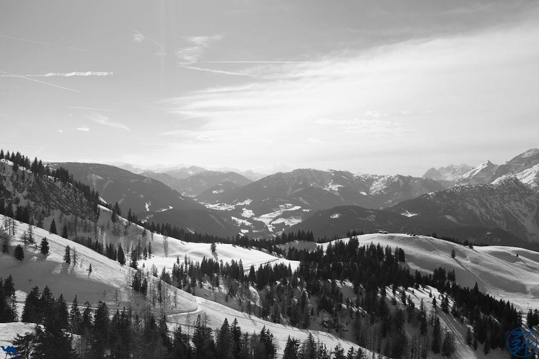 Le Chameau Bleu - Voyage En Autriche - Vallée de Dachstein West