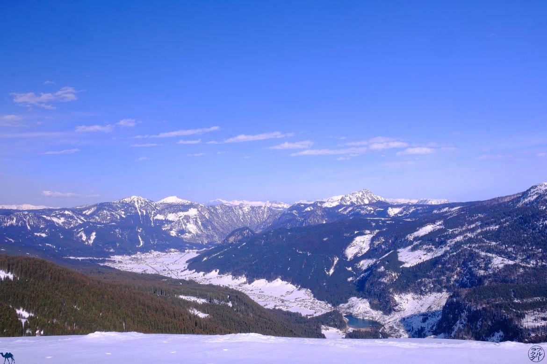 Le Chameau Bleu - Voyage En Autriche - Vallée du Dachstein West