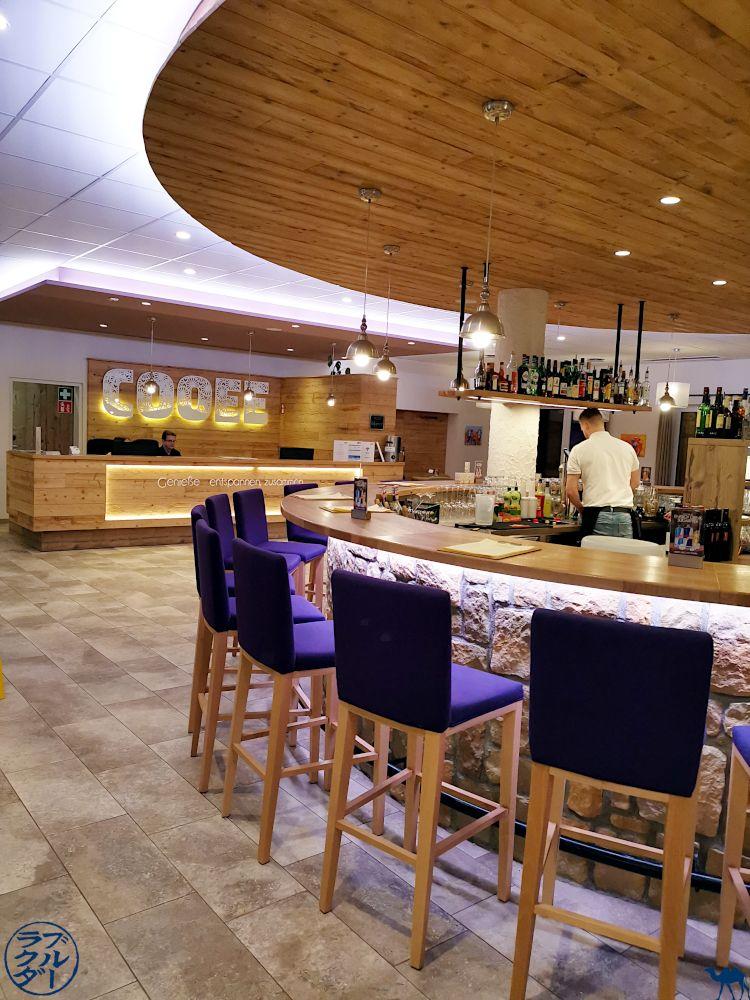 Le Chameau Bleu - Blog Voyage Autriche - Bar Hotel Coeee à Gosau Dachstein