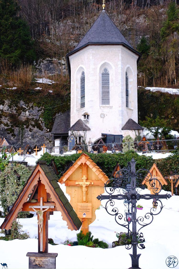 Le Chameau Bleu - Blog Voyage Autriche - Cimetière de Hallstatt