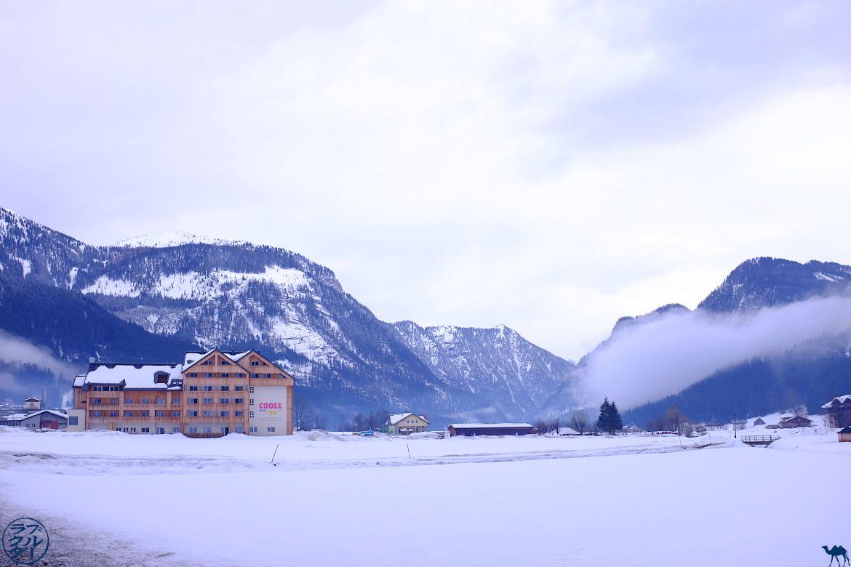 Le Chameau Bleu - Blog Voyage Autriche - Hotel Cote à Gosau - Dachstein Salzkammergut