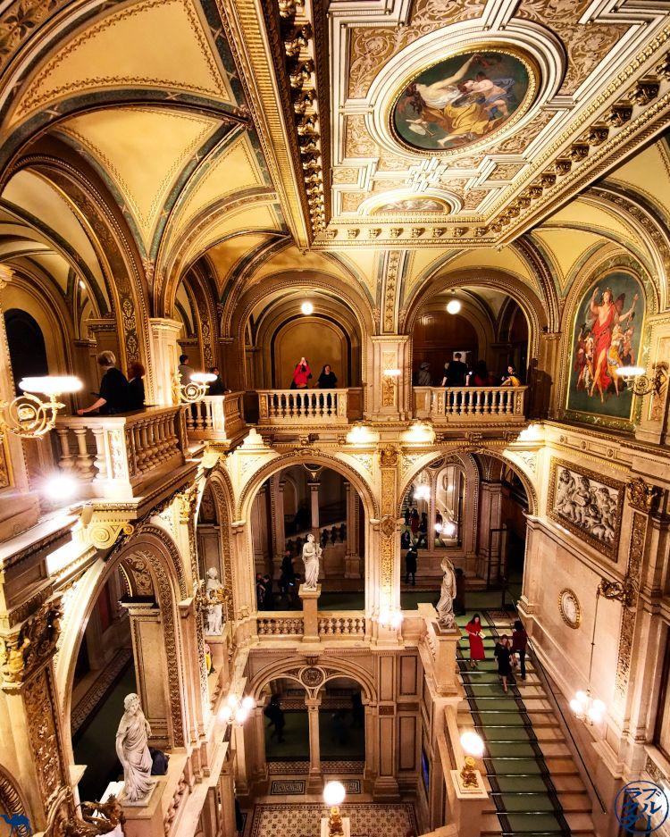 Le Chameau Bleu - Voyage Autriche- Opéra de Vienne