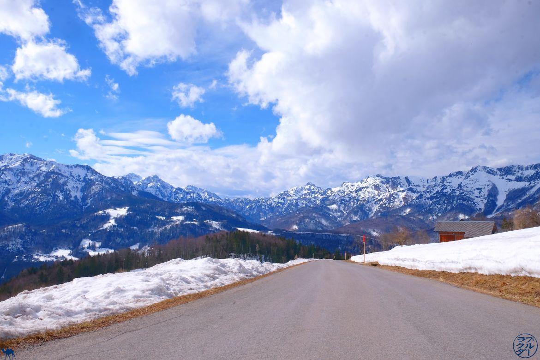 Le Chameau Bleu - Route du Salzkammergut vers Bad Goisern - Voyage en Autriche