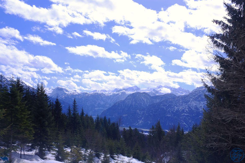 Le Chameau Bleu - Blog Voyage Autriche - Ski de fond à Bad Goisern - Salzkammergut