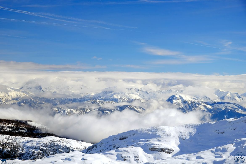 Le Chameau Bleu - Blog Voyage Autriche - Ciel Du Dachstein Krippenstein