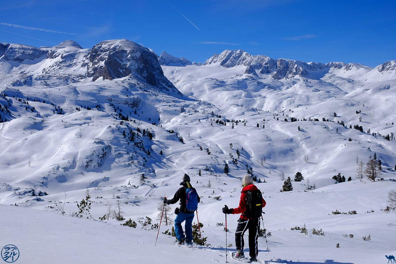 Le Chameau Bleu - Voyage Autriche Randonnée Raquette Salzkammergut