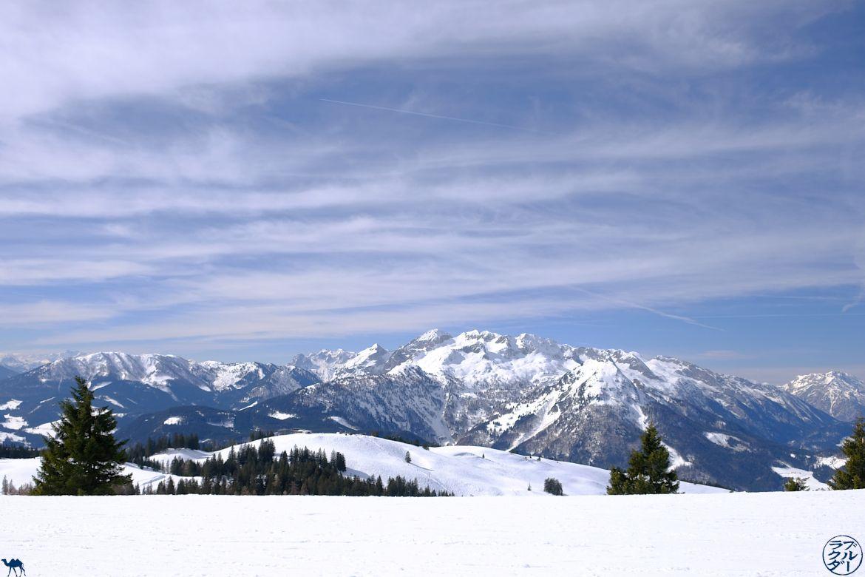 Le Chameau Bleu - Voyage en Autriche - Ski sur le domaine du Dachstein West