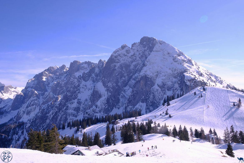 Le Chameau Bleu - Voyage En Autriche - Montagne Du Dachstein West