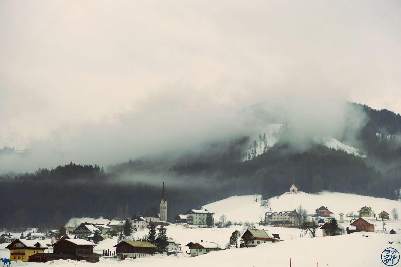Le Chameau Bleu - Blog Voyage Autriche - Gosau dans le Salzkammergut