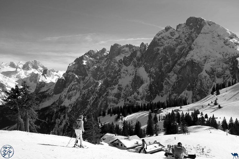 Le Chameau Bleu - Voyage en Autriche - Ski à Dachstein West