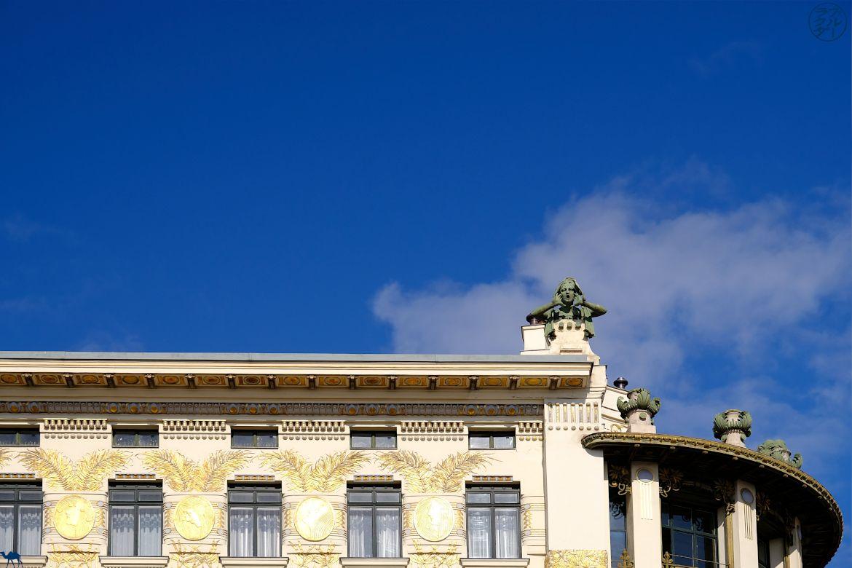 Le Chameau Bleu - Blog Voyage Vienne- Les Toits de Vienne