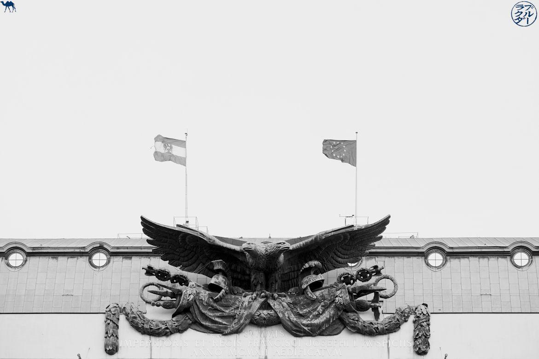 Le Chameau Bleu - Blog Voyage Autriche - Aigle de Vienne