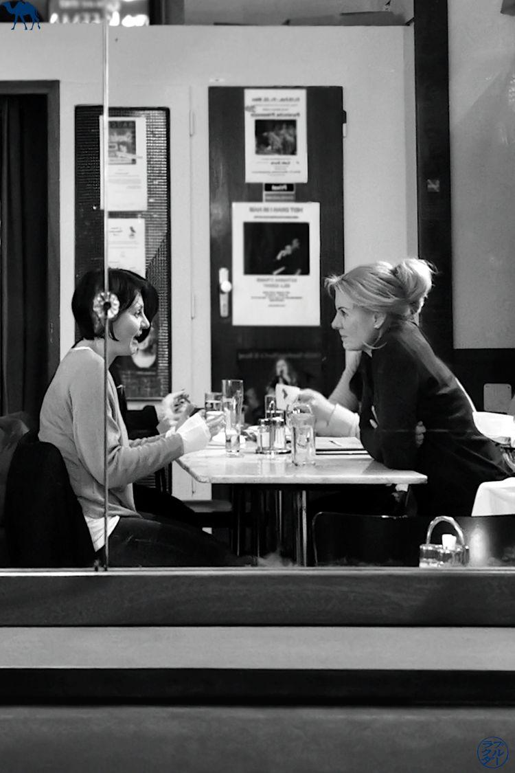 Le Chameau Bleu - Blog Voyage Vienne Autriche. - Clientes du Café Korb