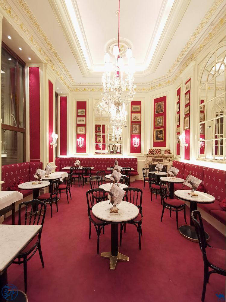 Le Chameau Bleu- Blog Voyage Autriche - Café de Vienne - Cafe Sacher