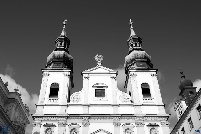 Le Chameau Bleu Blog Voyage Autriche- Eglise de Vienne