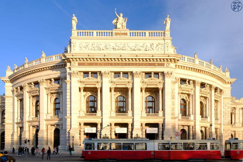 Le Chameau Bleu - Blog Voyage Autriche - Hofbugtheater