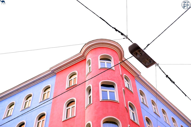 Le Chameau Bleu - Blog Voyage Vienne- Hotel Urania