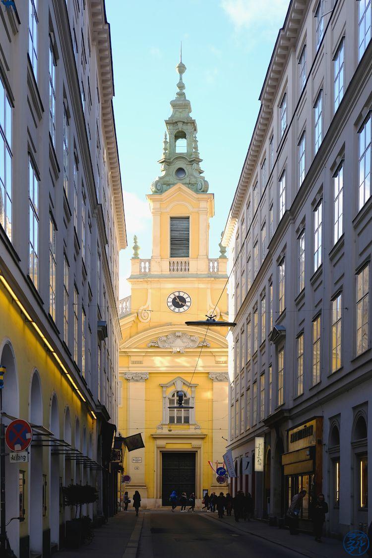 Le Chameau Bleu Blog Voyage Autriche- Rue de Vienne