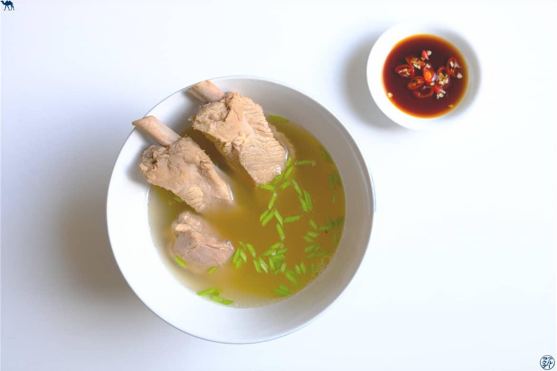 Le Chameau Bleu - Blog Voyage et Cuisine - Recette du Bak Kut Teh à la mode Teochew