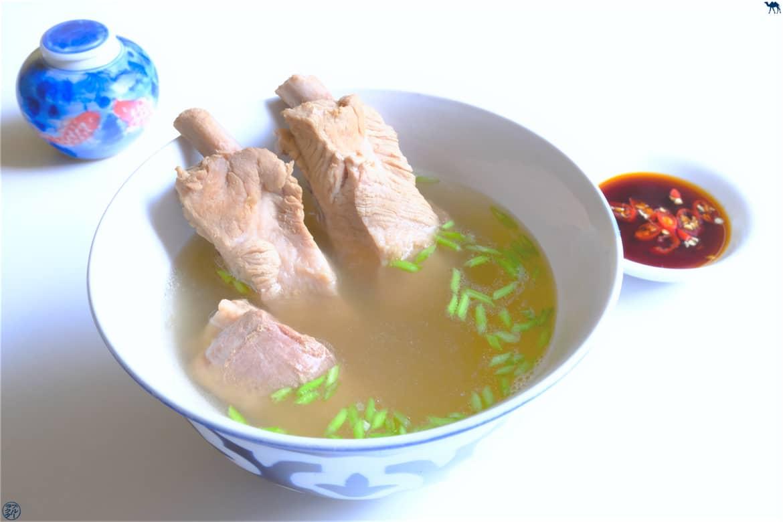 Le Chameau Bleu - Blog Voyage et Cuisine - Recette du Bak Kut Teh de Singapour