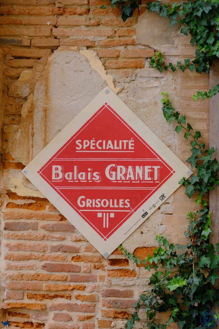 Le Chameau Bleu - Blog Voyage à Vélo sur le Canal des deux Mers - Affiches de Grisolles en Tarn Et Garonne