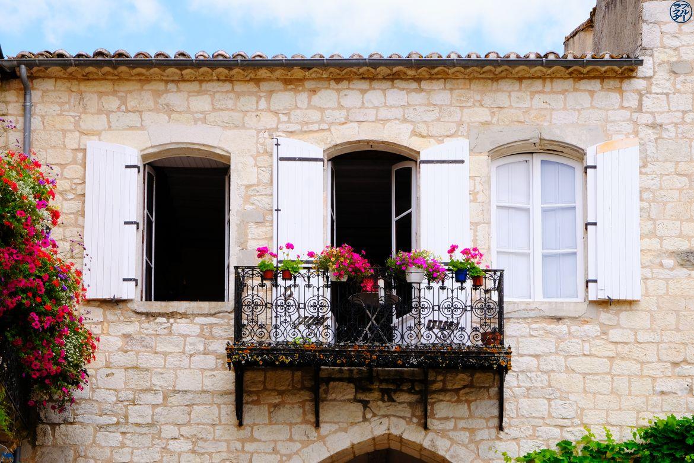Le Chameau Bleu - Blog Voyage Lot Et Garonne - Balcon de Monflanquin