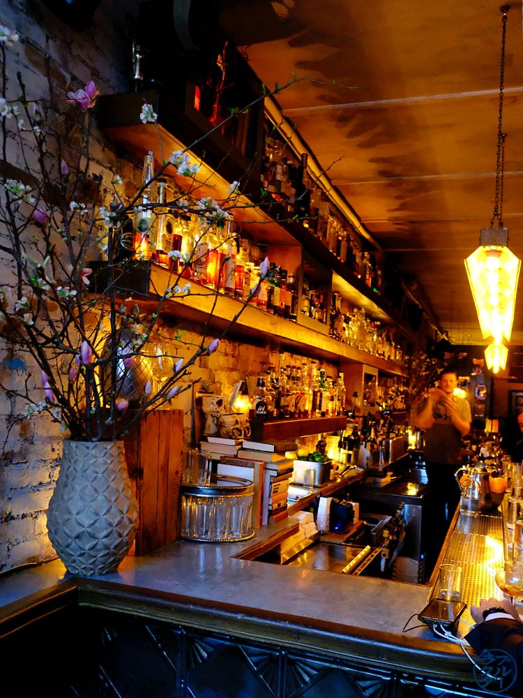Le Chameau Bleu - Blog Voyage New York City USA - Attaboy SpeakEasy à New York - Bar à Cocktail dans le Lower East Side - Bar New York