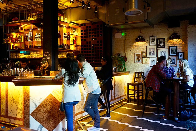 Le Chameau Bleu - Blog Voyage à Londres - Dishoom Shoreditch bon restaurant indien