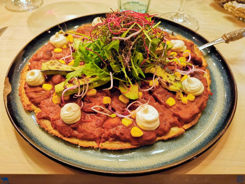 Le Chameau Bleu - Blog Voyage Gand - Restaurant Epiphany- Pizza