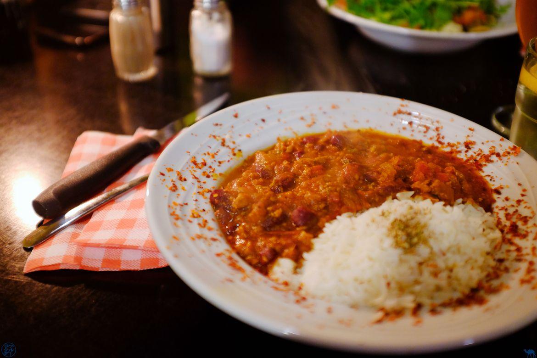 Le Chameau Bleu - Blog Voyage Gand - Restaurant Walrus - Chili Con Carne