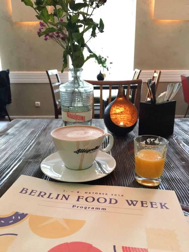 Le Chameau Bleu - Blog WeekEnd Berlin - Petit déjeuner chez Coyote