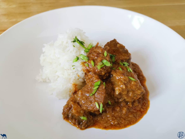 Le Chameau Bleu - Blog Voyage et Cuisine - Recette du Boeuf Rendang malais