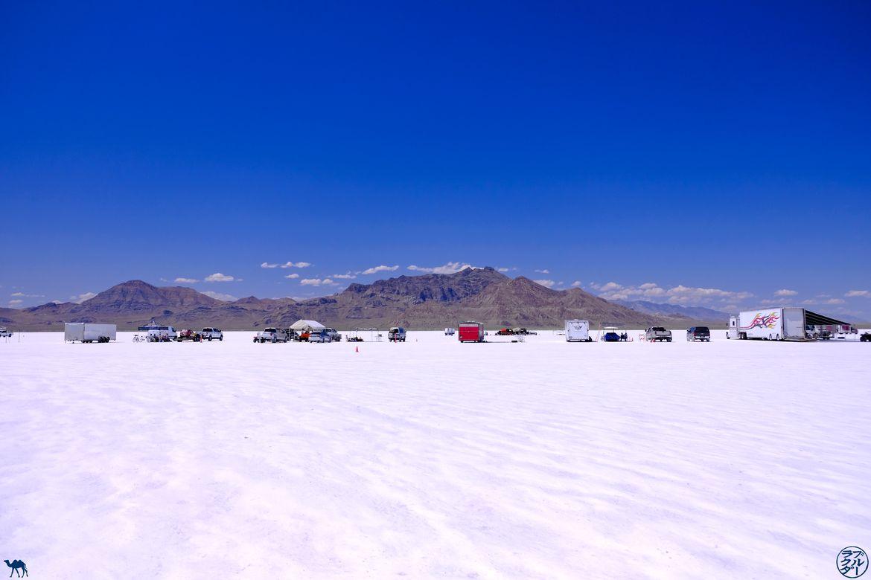 Le Chameau Bleu - Blog Voyage Usa- Bonneville Salt Flats - Utah