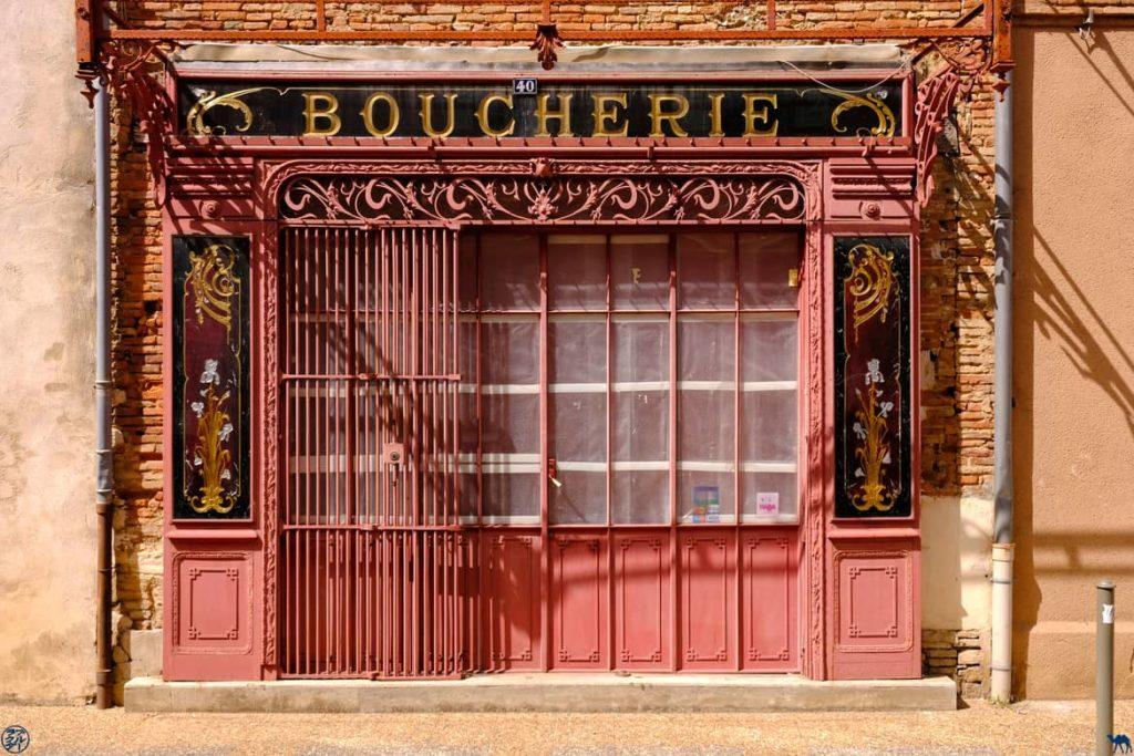 Le Chameau Bleu - Blog Voyage et Gastronomie - Boucherie Beaumont de Lomagne - Tarn Et Garonne