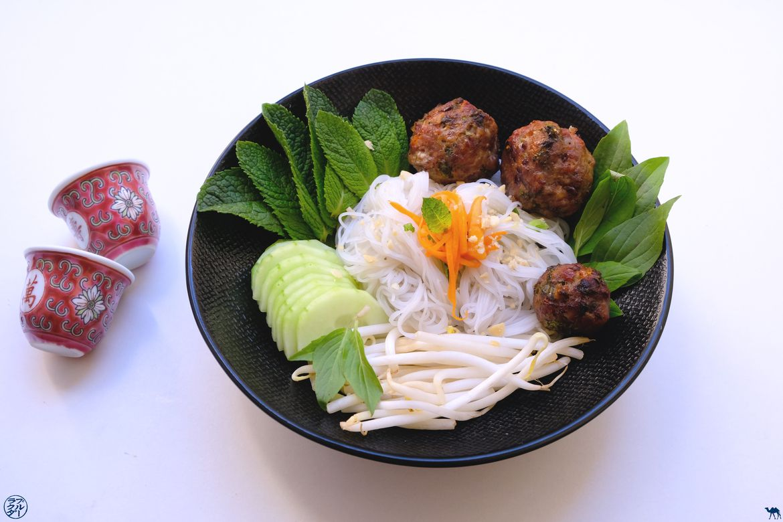 Le Chameau Bleu - Blog Voyage et Gastronomie - Recette Boulette de viande vietnamienne