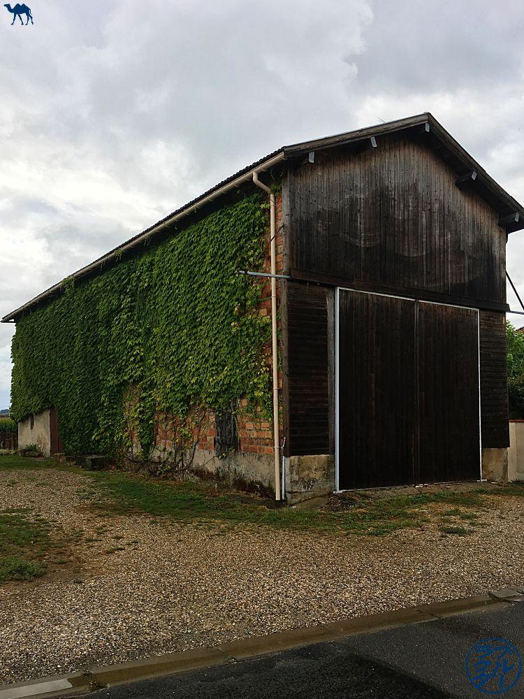 Le Chameau Bleu - Blog Voyage en Gironde à vélo - Passé de Bourdelles France