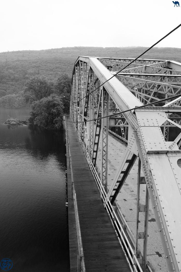 Le Chameau Bleu - Blog Voyage Vermont USA - Pont de Brattleboro