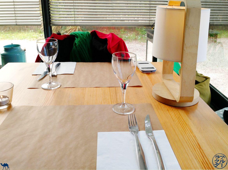Le Chameau Bleu - Blog Voyage et Gastronomie - Cap Fréhel Salle de Ribote