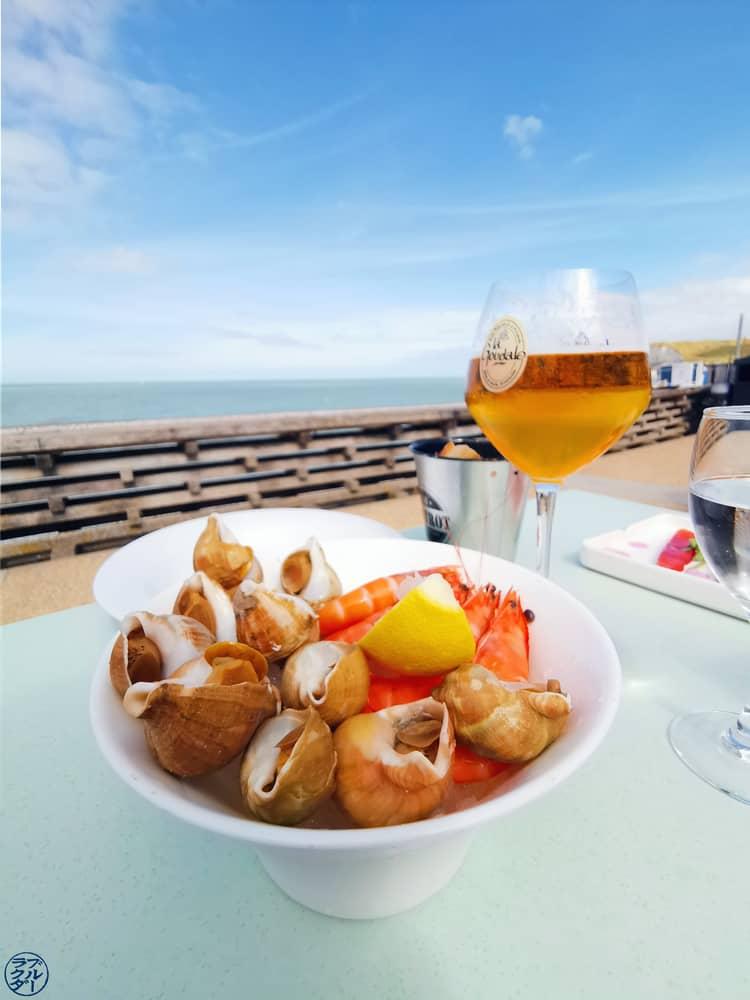 Le Chameau Bleu - Blog Voyage et Photo -Bulots Party de Veulettes Sur Mer