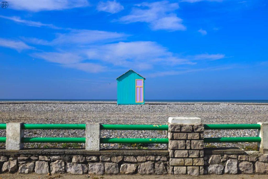 Le Chameau Bleu - Blog Voyage et Photo - Cayeux Sur Mer- Cabanon