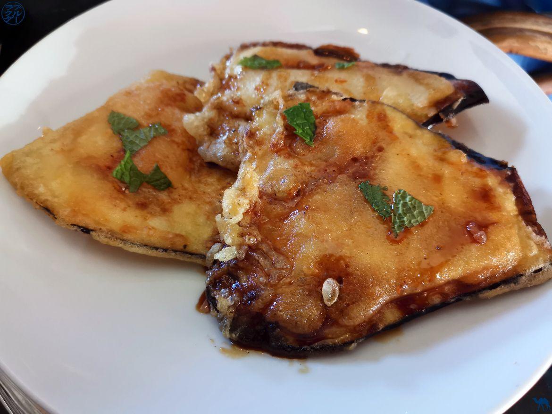 Le Chameau Bleu - Blog Voyage à San Francisco - Aubergine de Cafe Zoetrope