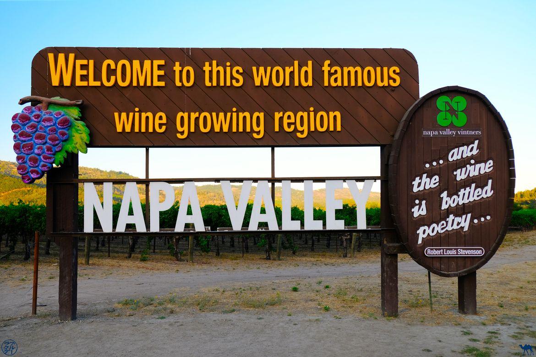 Le Chameau Bleu - Blog Voyage Californie - Napa Valley