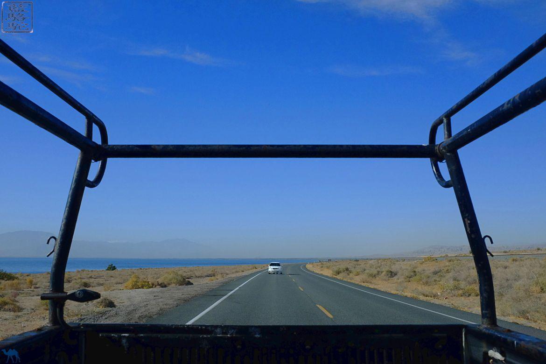 Le Chameau Bleu- Blog voyage - Californie du Sud-route de Salton Sea
