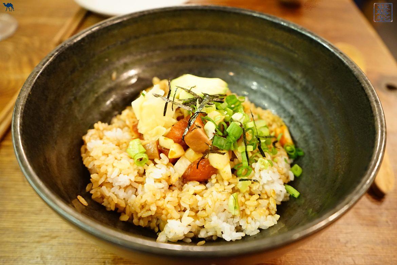Le Chameau Bleu - Blog Voyage Tofino Canada -Kuma Restaurant à Tofino - Poké Bowl fusion japonais